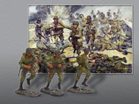 Strike Attack - Miniatures - Set 2